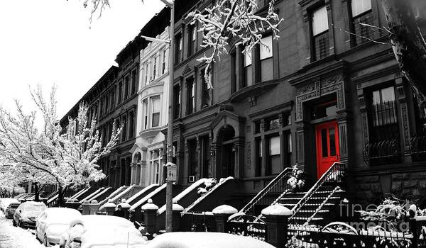 Wall Art - Photograph - Harlem 122nd St by Paul Kelly