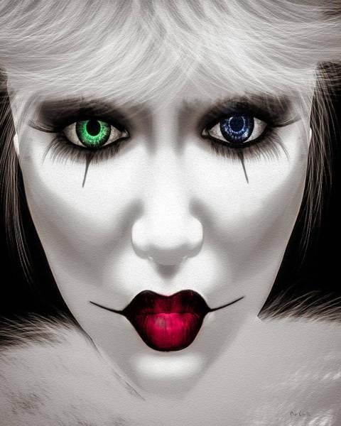 Painting - Harlequin by Bob Orsillo