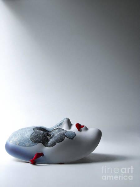 Gra Photograph - Harlequin by Diane Diederich