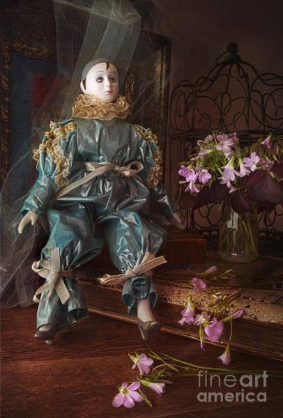 Arte Photograph - Pierrot by Elena Nosyreva