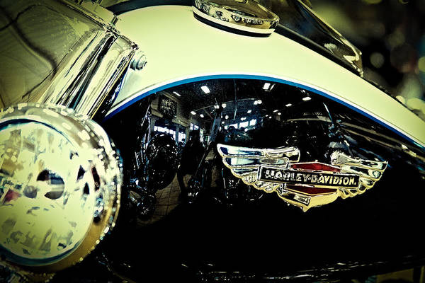 Photograph - Harley Hog II by David Patterson