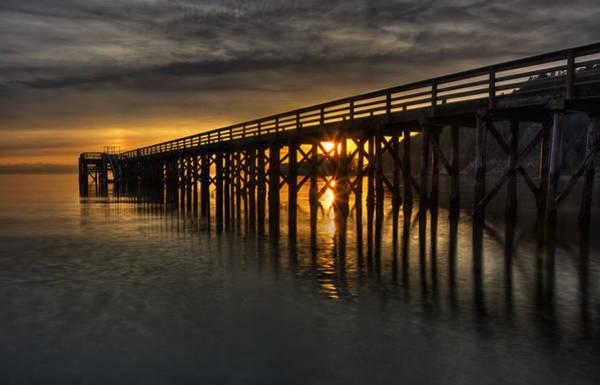Photograph - Harmonious Illumination  by Mark Kiver