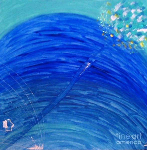 Painting - Harmony by Ilona Svetluska