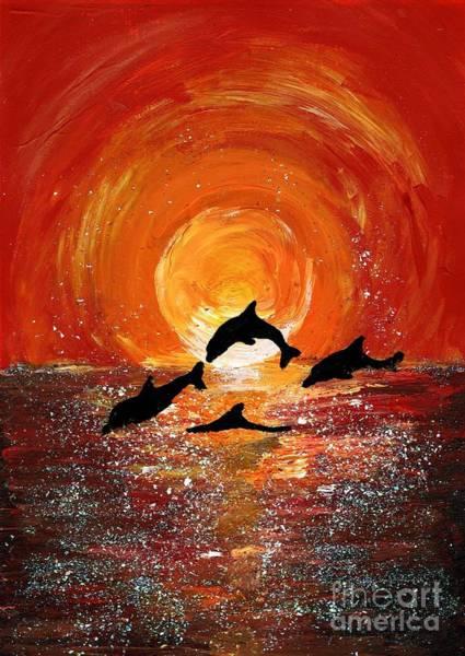 Painting - Harmony by Karen Jane Jones