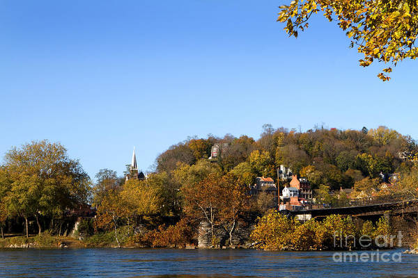 Photograph - Harpers Ferry by Steven Frame