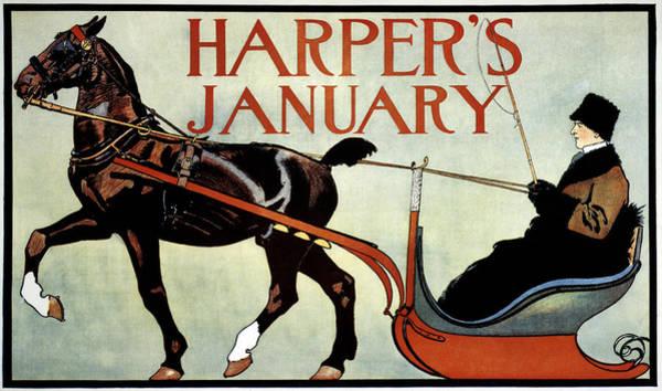 Drawing - Harper's Magazine, 1899 by Granger