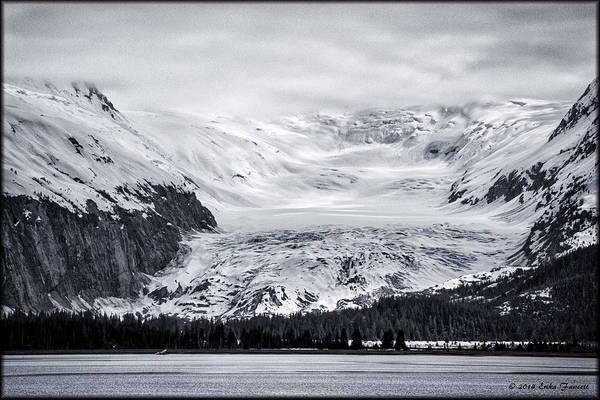 Photograph - Harriman Fjord2 by Erika Fawcett