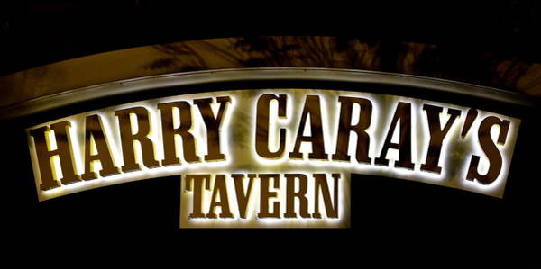 Broadcaster Wall Art - Photograph - Harry Caray's Tavern by Frozen in Time Fine Art Photography