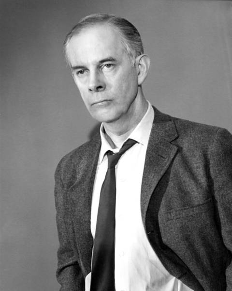 Morgan Photograph - Harry Morgan In Dragnet 1966  by Silver Screen