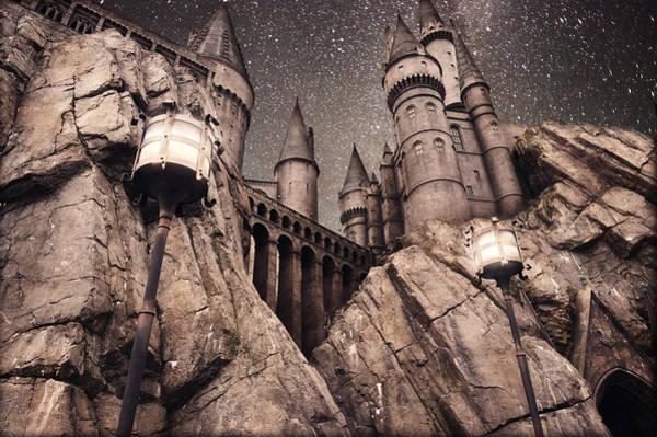 Potter Wall Art - Photograph - Hogwarts Castle Harry Potter by Robert Jones
