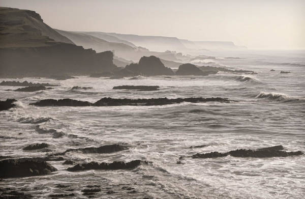 Photograph - Hartland Coast by Pete Hemington