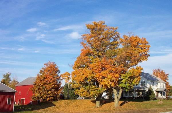 Photograph - Hartman Farm by R B Harper