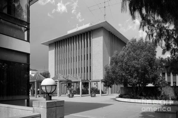 Photograph - Harvey Mudd College Sprague Memorial Building by University Icons
