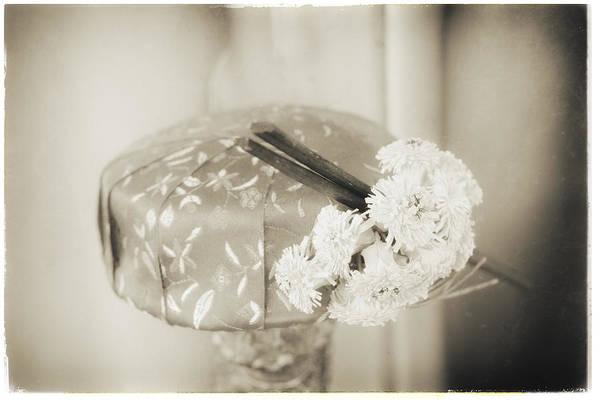 Photograph - Fashion Art - Chopstix Hat By Jo Ann Tomaselli by Jo Ann Tomaselli