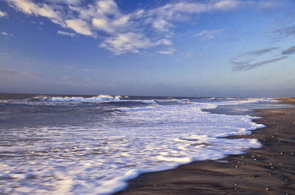 Photograph - Hatteras Morning by Jim Dollar