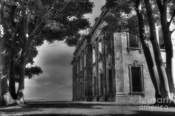 Photograph - Haunted Britain 2 by David Birchall