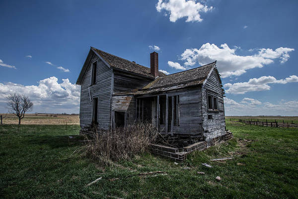 Photograph - Haunted By The Memories by Aaron J Groen