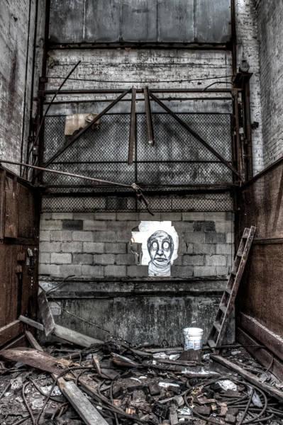 Wall Art - Photograph - Haunted Graffiti  by Joshua Ball