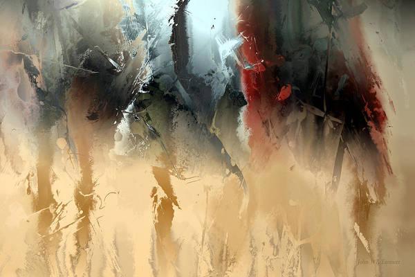 Painting - Haunted by John WR Emmett