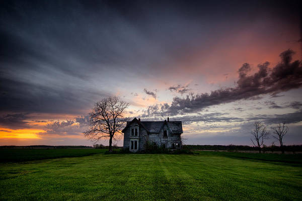Wall Art - Photograph - Haunted Sunset by Cale Best