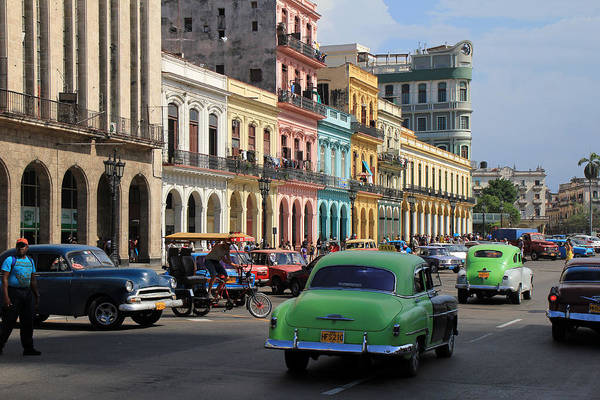 Photograph - Havana 22 by Andrew Fare