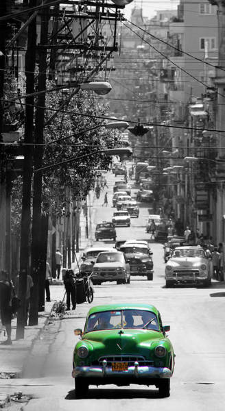 Photograph - Havana 25c by Andrew Fare