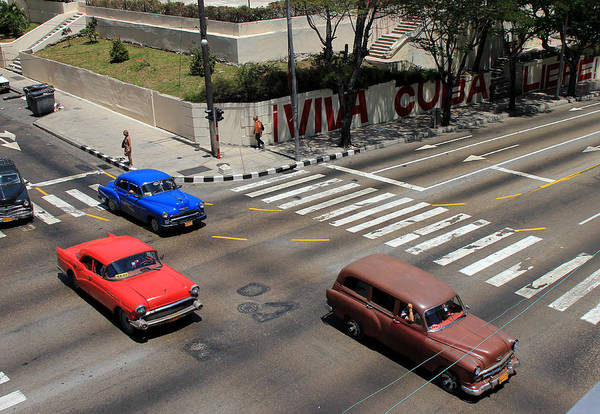 Photograph - Havana 28 by Andrew Fare