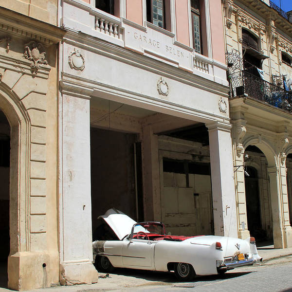 Photograph - Havana 6 by Andrew Fare