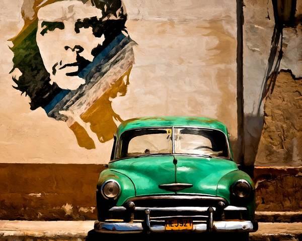 Digital Art - Havana - Caribbean Serie by Gabriel T Toro