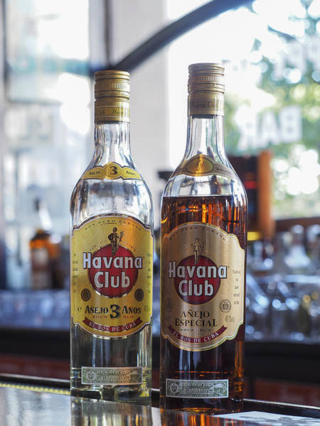 Photograph - Cuba - Havana Club Rum by Jo Ann Tomaselli