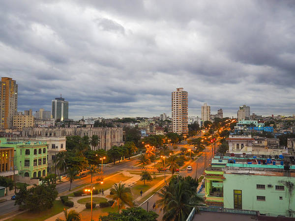 Photograph - Havana Cuba City Views Image Art By Jo Ann Tomaselli by Jo Ann Tomaselli