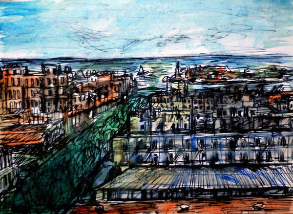 Painting - Havana Cuba  by Paul Sutcliffe