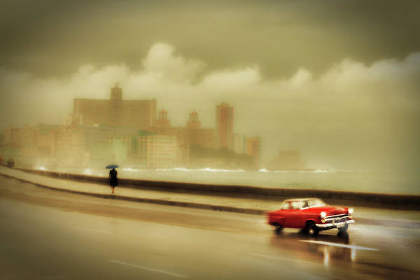 Wall Art - Photograph - Havana Malecon by Svetlin Yosifov