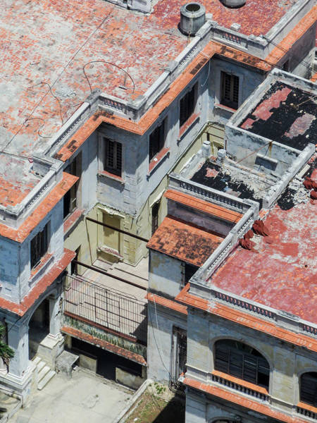 Photograph - Havana Rooftop by Rob Huntley