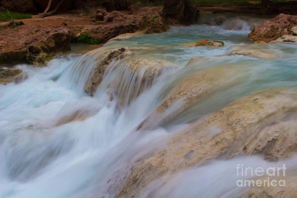 Photograph - Havasu Creek 2 by Jim McCain