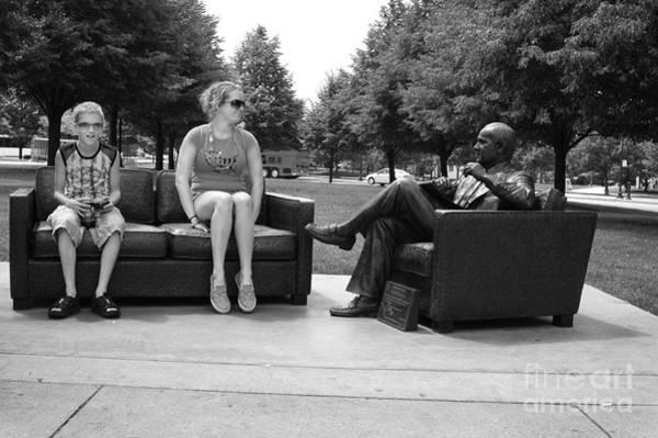 Photograph - Having A Chat by Randi Grace Nilsberg
