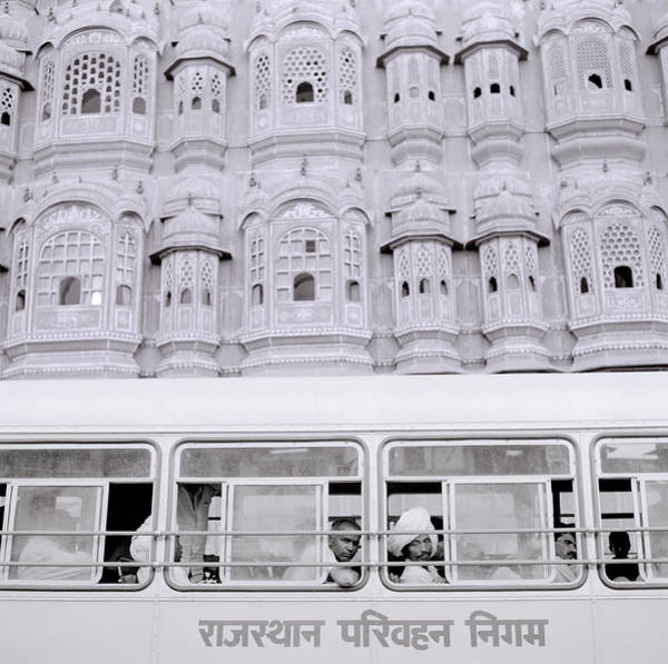 Photograph - Hawa Mahal by Shaun Higson