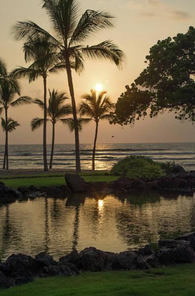Big Island Photograph - Hawaii Sunset by Katya Lyukum