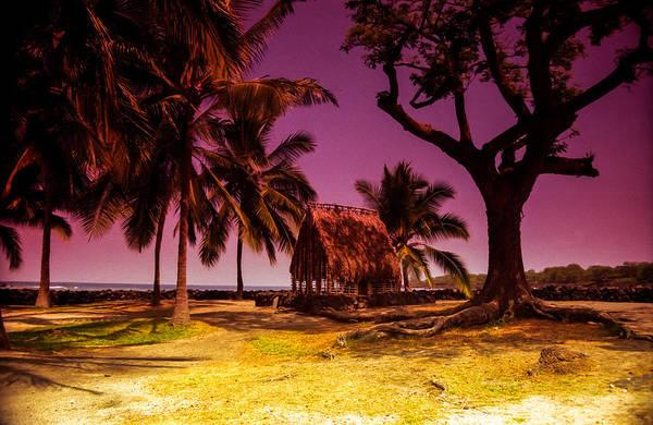 Photograph - Hawaiian Jail by Randy Sylvia
