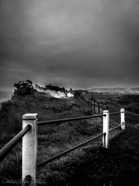Vent Photograph - Hawaiian Mist by Hastings Franks