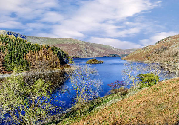 Haweswater Wall Art - Photograph - Haweswater Lake District by Trevor Kersley