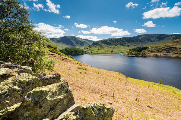 Haweswater Wall Art - Photograph - Haweswater Southern End by David Head
