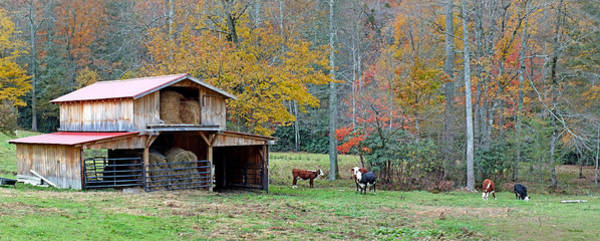 Photograph - Hay Barn Along Slick Fisher Road 2 by Duane McCullough