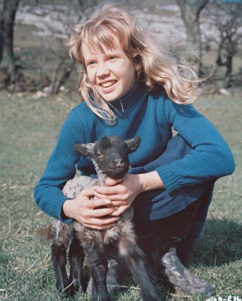 Wind Mill Photograph - Hayley Mills In Whistle Down The Wind  by Silver Screen