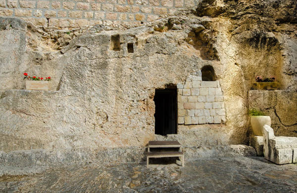 Wall Art - Photograph - He Is Risen by David Morefield