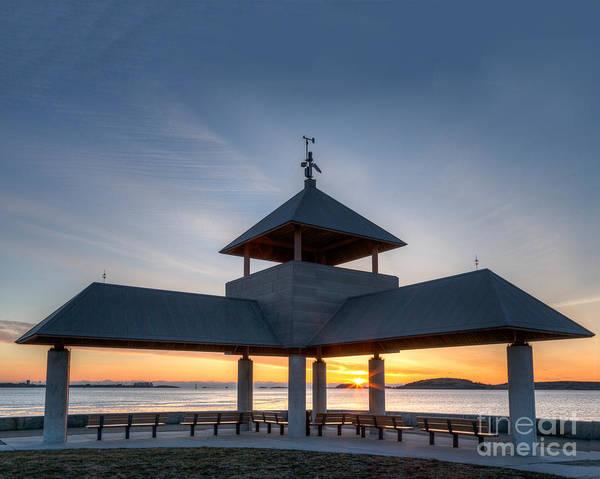 Photograph - Head Island Pavillion by Susan Cole Kelly
