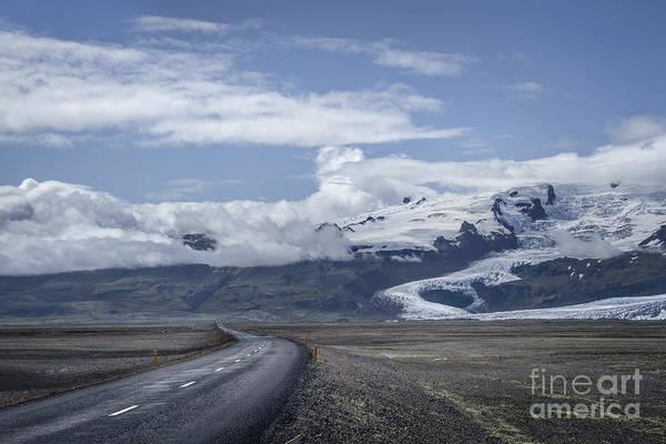 Northern Photograph - Heading North by Evelina Kremsdorf