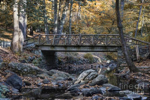 Famous Cemeteries Photograph - Headless Horseman Bridge by John Greim