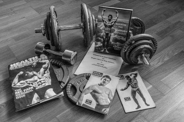 Photograph - Health And Strength by Tgchan