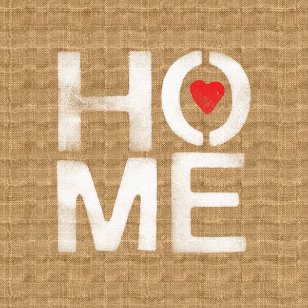 Heart And Home Art Print